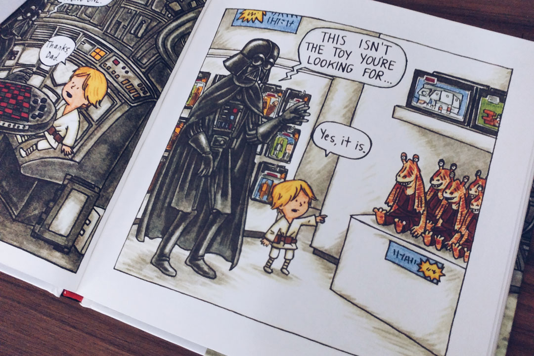 06-jeffrey-brown-star-wars-vader-little-princess-darth-vader-and-son-good-night-goodnight-darth-vader-livros-que-amamos-ilustracao-inspiracao-um-cafe-pra-dois
